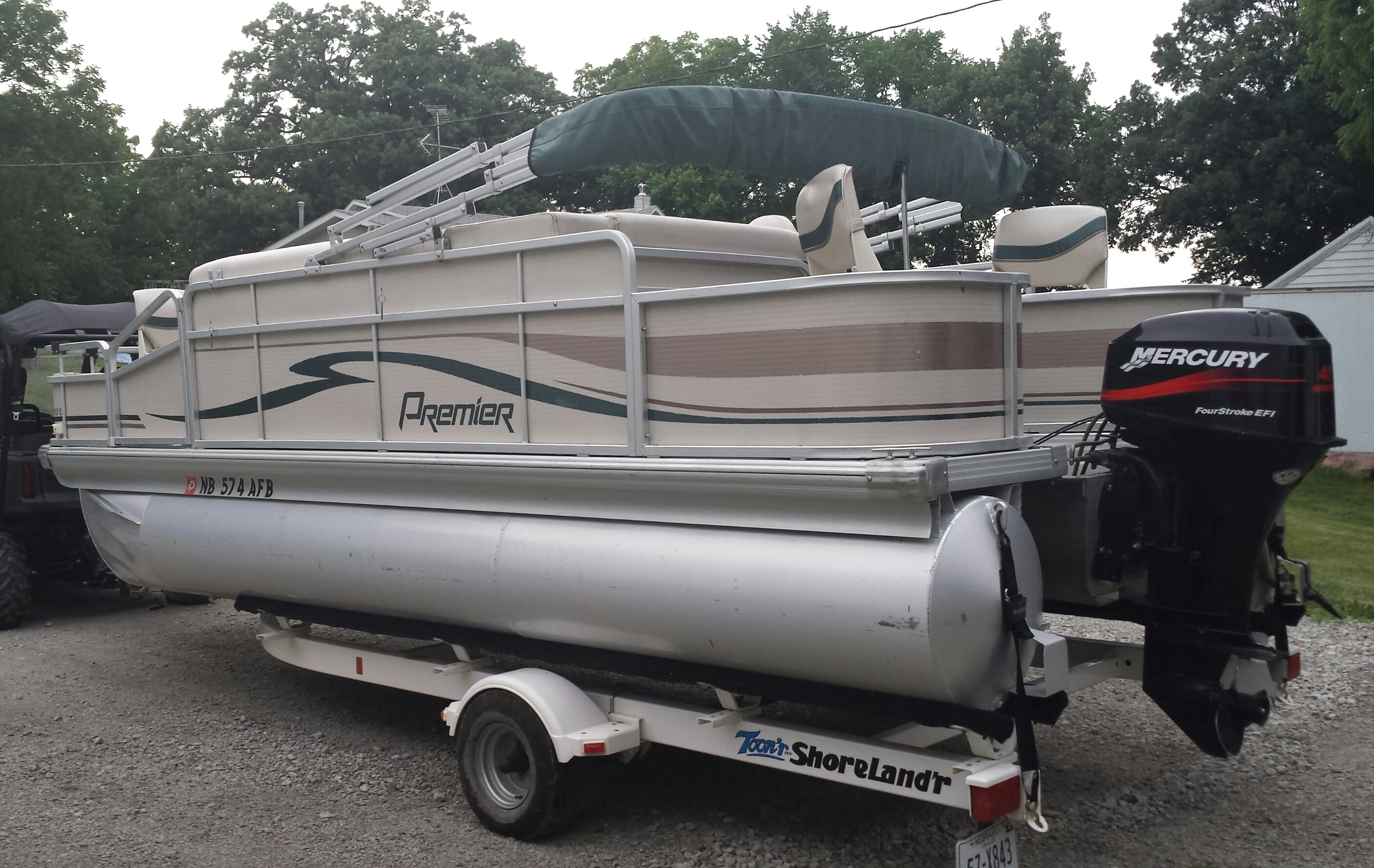 Acreage Tractor 5th Wheel Camper Pontoon Boat Utv Vehicles Shorelander Trailer Wiring Harness Photo Gallery